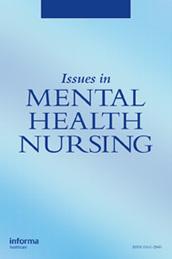 Issues in Mental Health Nursing