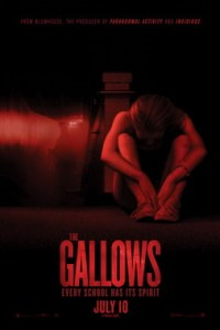Poster for 2015 horror film The Gallows