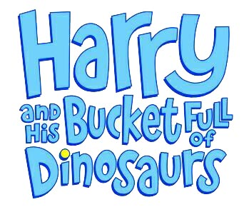 Harry And His Bucket Full Of Dinosaurs Wikipedia