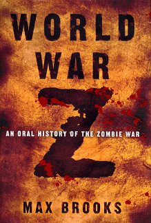 The cover of World War Z