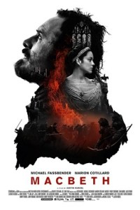 Poster for 2015 Shakespeare adaptation Macbeth