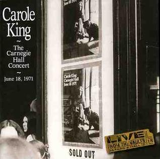 The Carnegie Hall Concert June 18 1971 Wikipedia