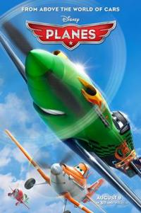 Poster for 2013 animated comedy film Planes