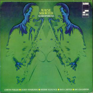 Schizophrenia (Wayne Shorter album)