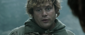 Sean Astin as Sam in Peter Jackson's live-acti...