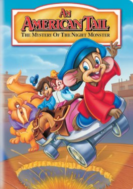 An American Tail: The Mystery of the Night Monster - Wikipedia