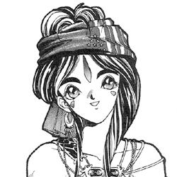 Belldandy (Manga) cropped - v1 p7