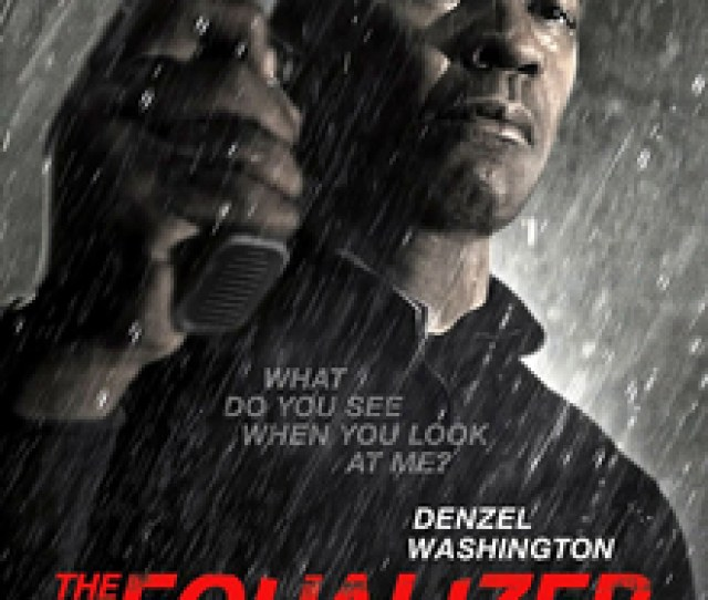 The Equalizer Poster Jpg