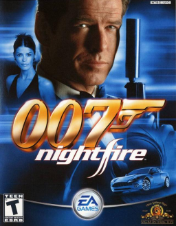 007 Nightfire (Electronic Arts - 2002)