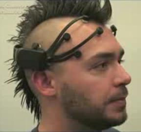 The Emotiv Epoc is one way that users can give...
