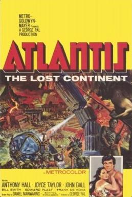 Atlantis, the Lost Continent