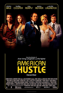 American Hustle by David. O Russell