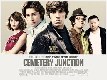Cemetery Junction Poster