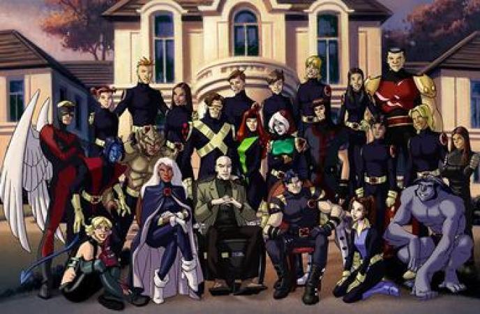 X-Men: Evolution, como se o X-Men normal já não tivesse drama o bastante...