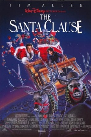 Film poster for The Santa Clause - Copyright 1...