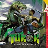 Turok: Dinosaur Hunter Nintendo 64 cover art