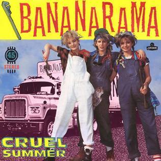 "Résultat de recherche d'images pour ""bananarama cruel summer"""
