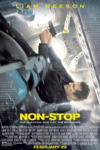 Poster for 2014 action thriller Non-Stop