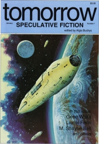 The first issue of Tomorrow Speculative Fictio...