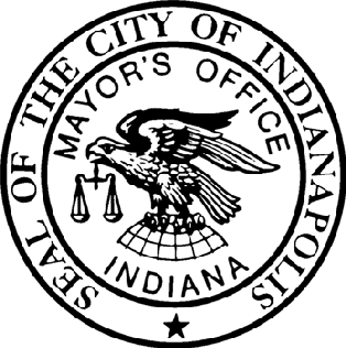 Official seal of Indianapolis
