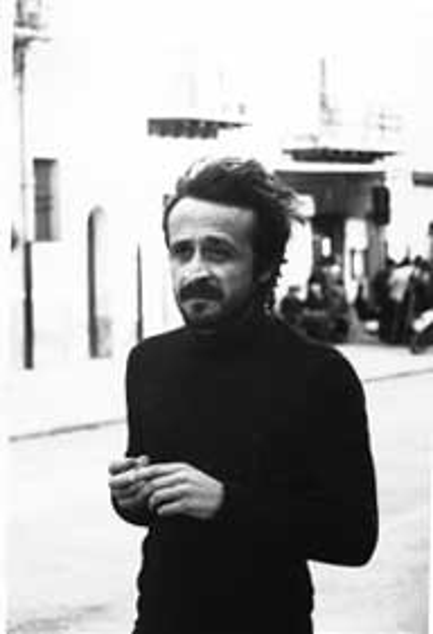 Peppino Impastato in 1977