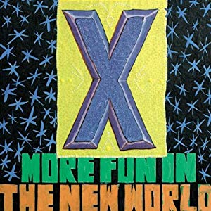 More Fun in the New World album cover