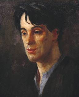 W.B. Yeats (1907)