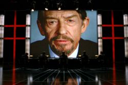 High Chancellor Adam Sutler (played by John Hu...
