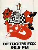 The Fox Detroit 99.5 FM