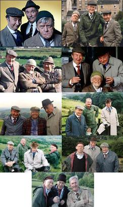 List Of Last Of The Summer Wine Characters Wikipedia