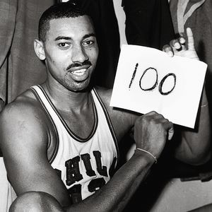Wilt Chamberlain is the only National Basketba...