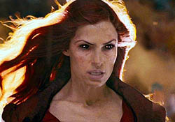 Famke Janssen as Jean Grey in X-Men: The Last ...