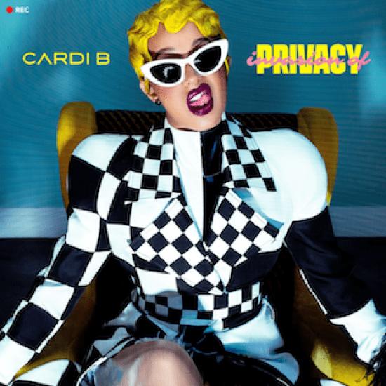 Image result for cardi b album cover