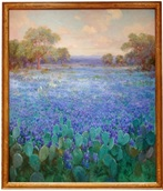 Miles and Miles of Bluebonnets