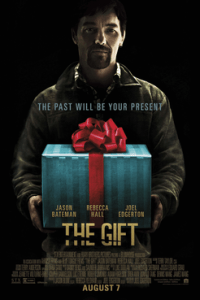 Poster for 2015 psychological thriller The Gift