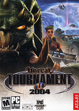 Unreal Tournament 2004 (Epic Games - 2004)