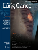 Clinical Lung Cancer