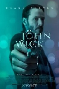 Poster for 2015 action movie John Wick