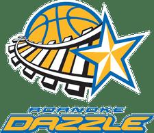 Roanoke Dazzle logo
