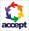 Logo of ACCEPT