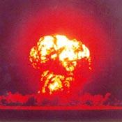 Nuclear test Nevada test site 1955.jpg