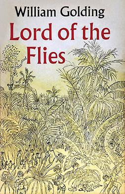 Book cover lord of the flies
