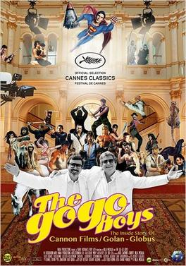 The Go Go Boys The Inside Story Of Cannon Films Wikipedia