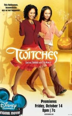 Twtches Disney Halloween movie