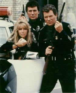 James Darren, William Shatner, and Heather Loc...