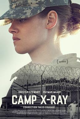 Image Credit: http://en.wikipedia.org/wiki/File:Camp_X-Ray_-_Movie_Poster.jpg