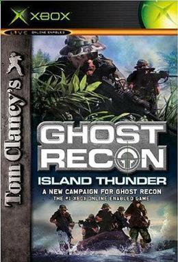 Tom Clancys Ghost Recon Island Thunder Wikipedia