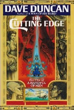 The Cutting Edge (novel) - Wikipedia