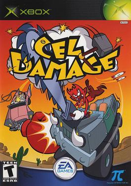 Cel Damage Wikipedia