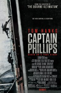 Poster for 2013 thriller Captain Phillips